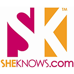 She Knows Logo for Luminary Parenting by Tara Vogel article