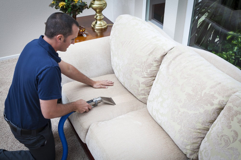 Residential Upholstery Cleaning Hernandez Carpet Cleaning